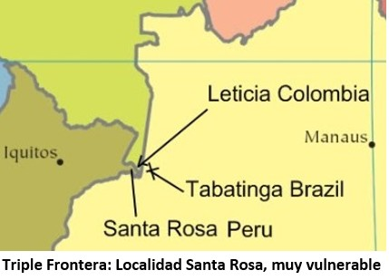 frontera colombia brasil