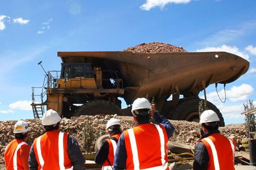 Resultado de imagen para contratistas mineros
