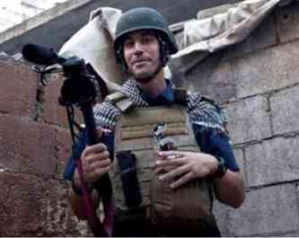 James Foley Alepo 2