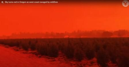 incendios Oregon set 2020
