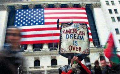 protesta american dream